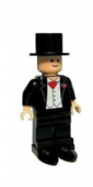 Wedding Groom / Best Man - Custom Designed Minifigure